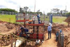 Trepanacao em duto de gas natural em operacao