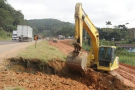 Escolhida empresa que removerá rede de gás das margens da BR-470